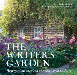 The Writer's Garden - book by Jackie Bennett