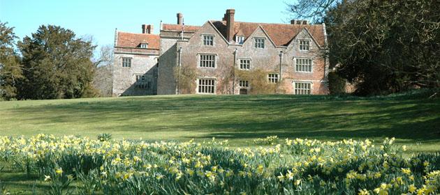 Chawton House Library Estate walk